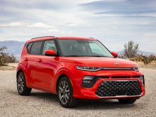 2020 Kia Soul All Wheel Drive