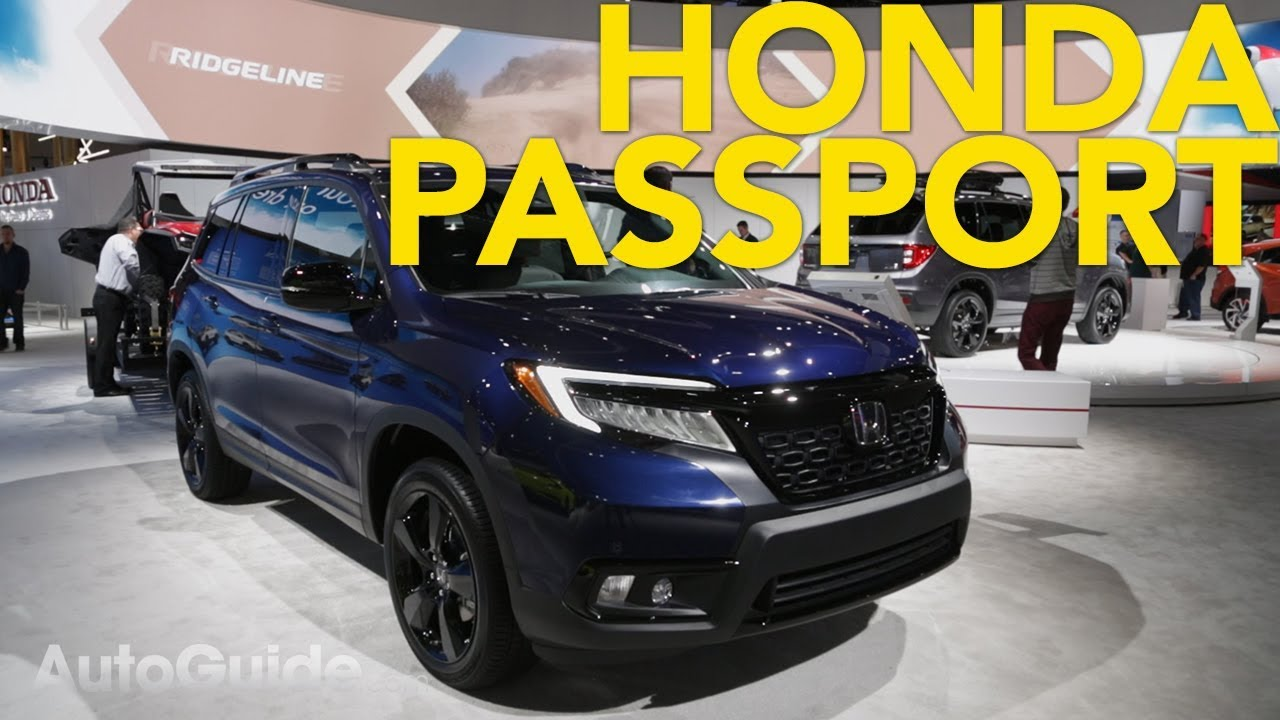 81 Best Honda Passport 2020 Price Price Design and Review