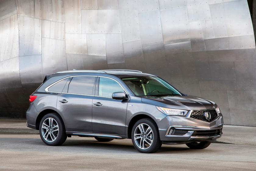 82 The Best Acura Mdx 2020 Changes Engine