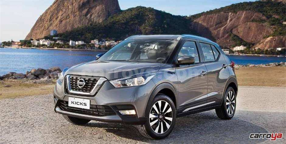 83 A Nissan Kicks 2020 Colombia Images