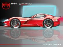 83 New Dodge Viper Concept 2020 Exterior and Interior