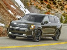 83 New Kia Large Suv 2020 Photos
