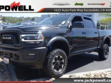 84 All New 2019 Dodge Power Wagon First Drive
