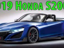 84 All New 2019 Honda S2000And Photos