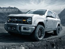 84 New Price Of 2020 Ford Bronco Redesign and Concept
