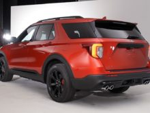 84 The Ford Explorer 2020 Price Rumors