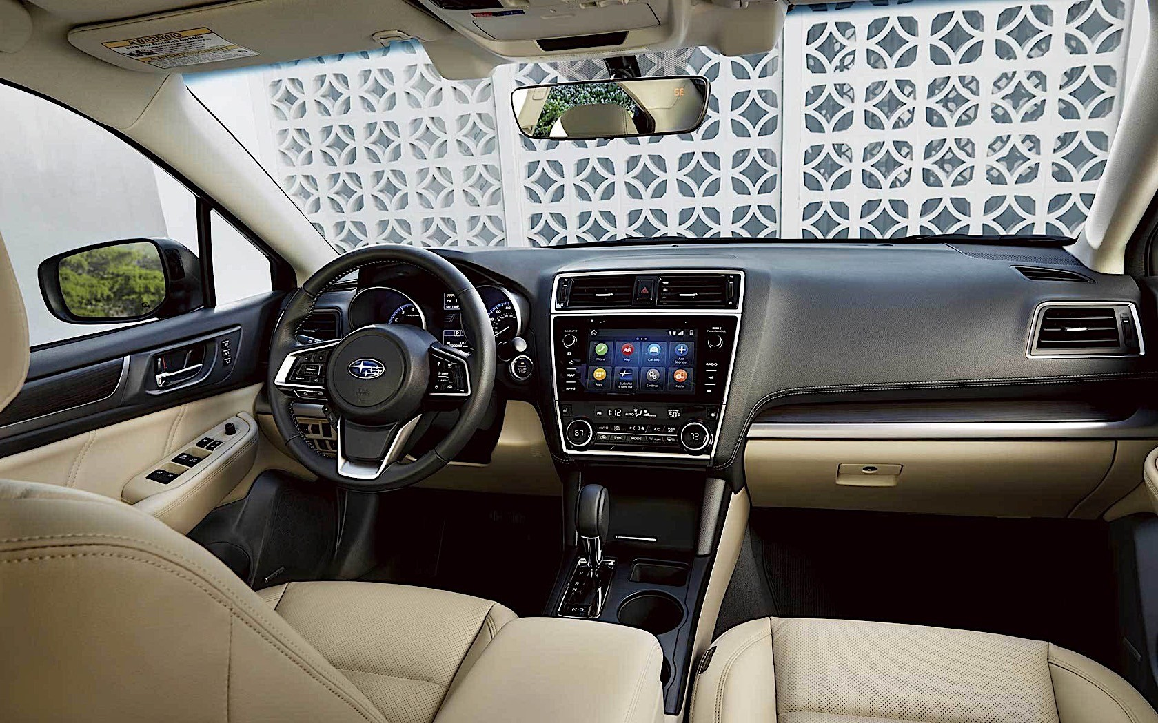 84 The Subaru Legacy 2020 Interior Release Date And Concept