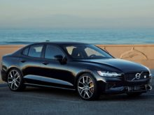 86 All New Volvo S60 2019 Photos
