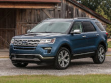 87 All New 2019 Ford Explorer Sports Images