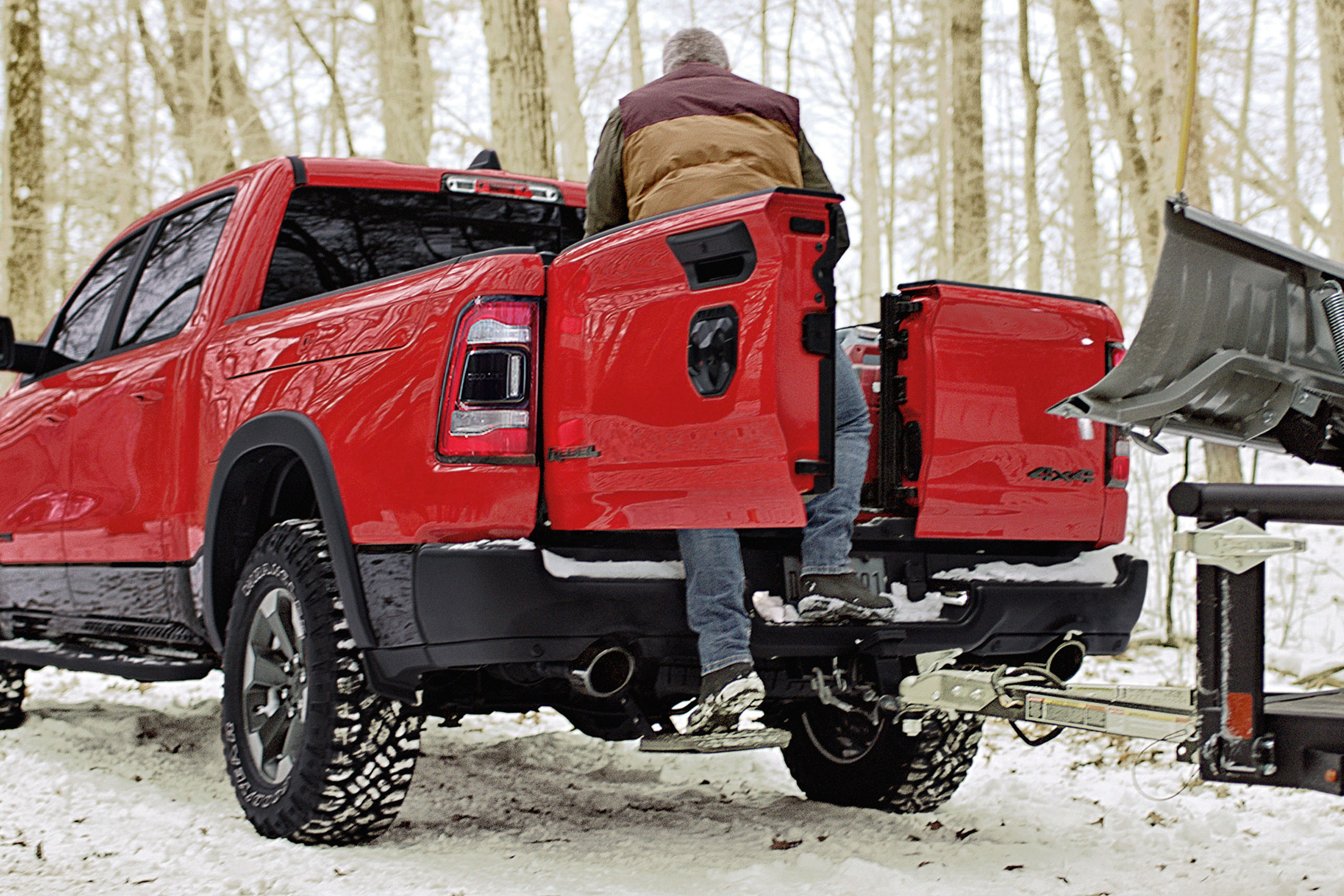 87 The Dodge Truck Tailgate 2020 Redesign And Concept