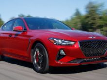 87 The Hyundai Genesis G80 2020 Wallpaper