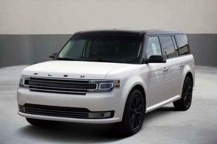 88 A 2020 Ford Flex Review