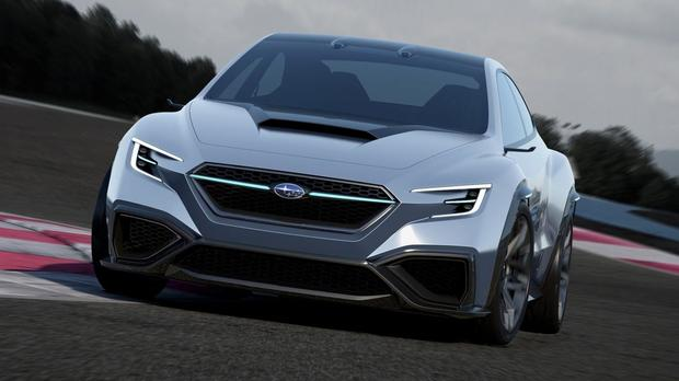 89 All New Subaru New Wrx 2020 Concept And Review
