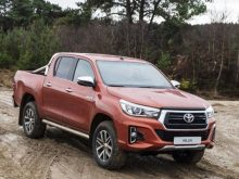 90 The Best 2020 Toyota Hilux Spy Shots Concept and Review