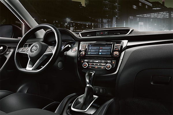 90 The Best Nissan Rogue 2020 Interior Redesign and Concept