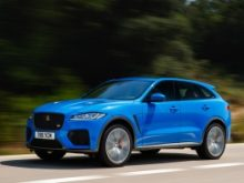 91 A 2020 Jaguar Suv Performance