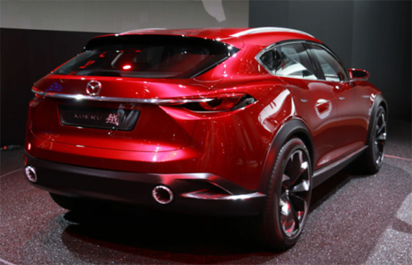 91 A Mazda Mx 6 2020 Price Design And Review