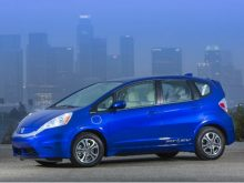 92 New Honda Fit Ev 2020 Spy Shoot