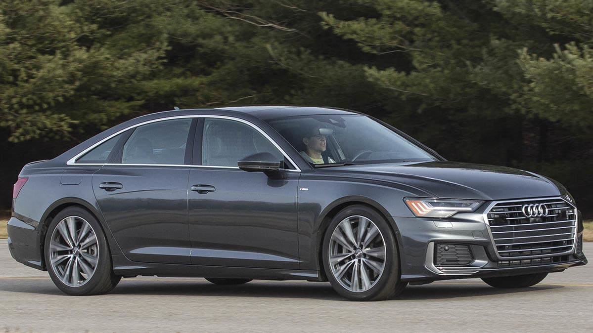 92 The 2019 Audi A6 Comes Price And Release Date