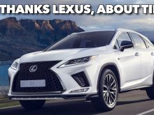 92 The Best Lexus Rx 2020 Model Specs and Review