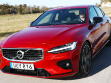 92 The Volvo S60 2019 Images