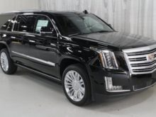 93 The When Is The 2020 Cadillac Escalade Coming Out Configurations