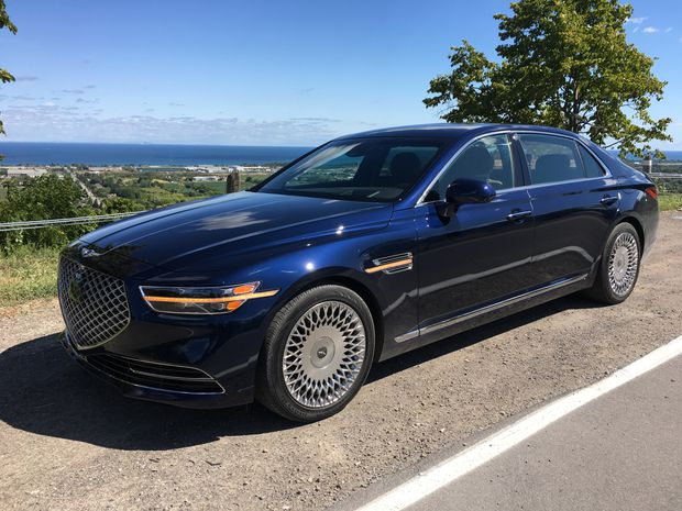 94 The Best Hyundai Genesis G80 2020 Rumors