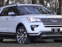95 The Best 2019 Ford Explorer Sports New Model and Performance