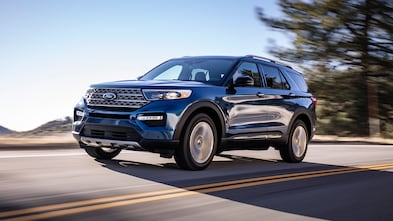 95 The Ford Explorer 2020 Price Spy Shoot