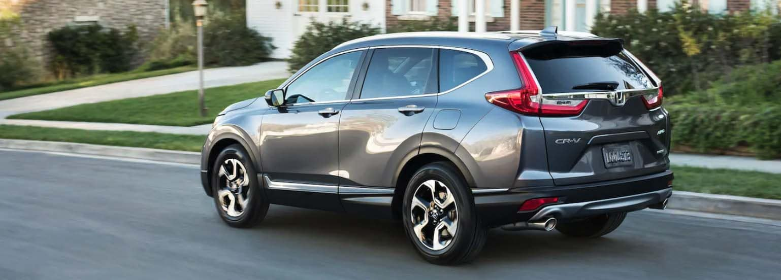 96 A New 2019 Honda Crv Redesign and Concept