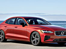 96 A Volvo S60 2019 Exterior and Interior