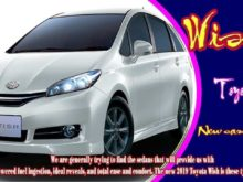 98 A 2020 New Toyota Wish Redesign and Review