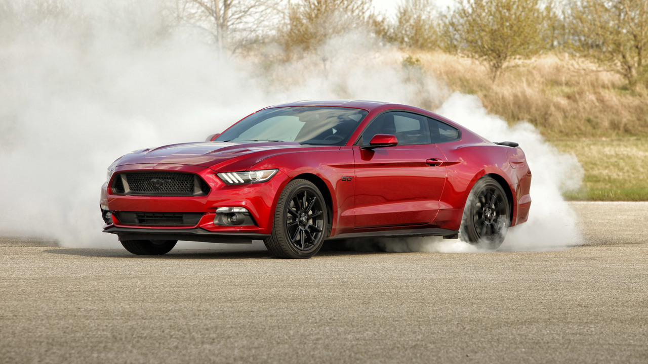 98 New 2020 Ford Mustangand Engine