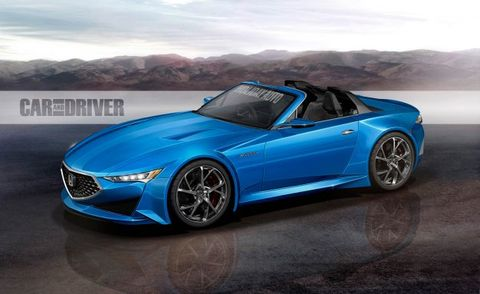 98 The Best 2020 The Honda S2000 Release Date