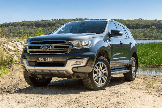 99 New 2020 Ford Everest Pricing