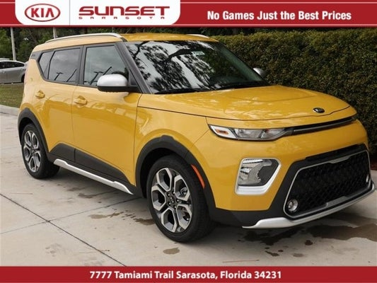 99 The 2020 Kia Soul Solar Yellow Concept