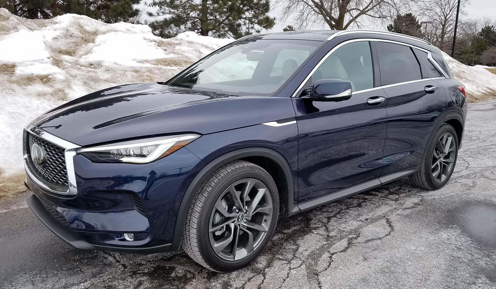 11 A New 2019 Infiniti Qx50 Horsepower Review Release