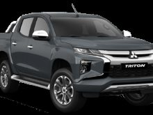 2019 Mitsubishi Triton Perfect Outdoor