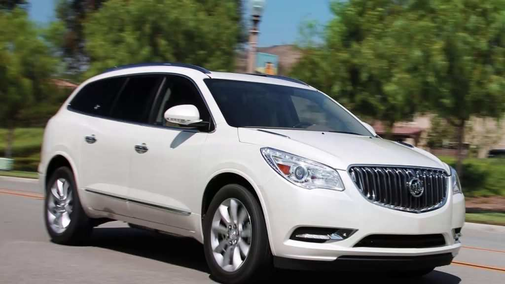 11 The Best 2019 Buick Encore Release Date Engine History