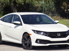 12 A Honda 2019 Accord Coupe Review First Drive