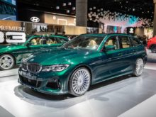 2020 Bmw Sport Wagon