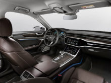 Review Audi 2019 A6 New Interior