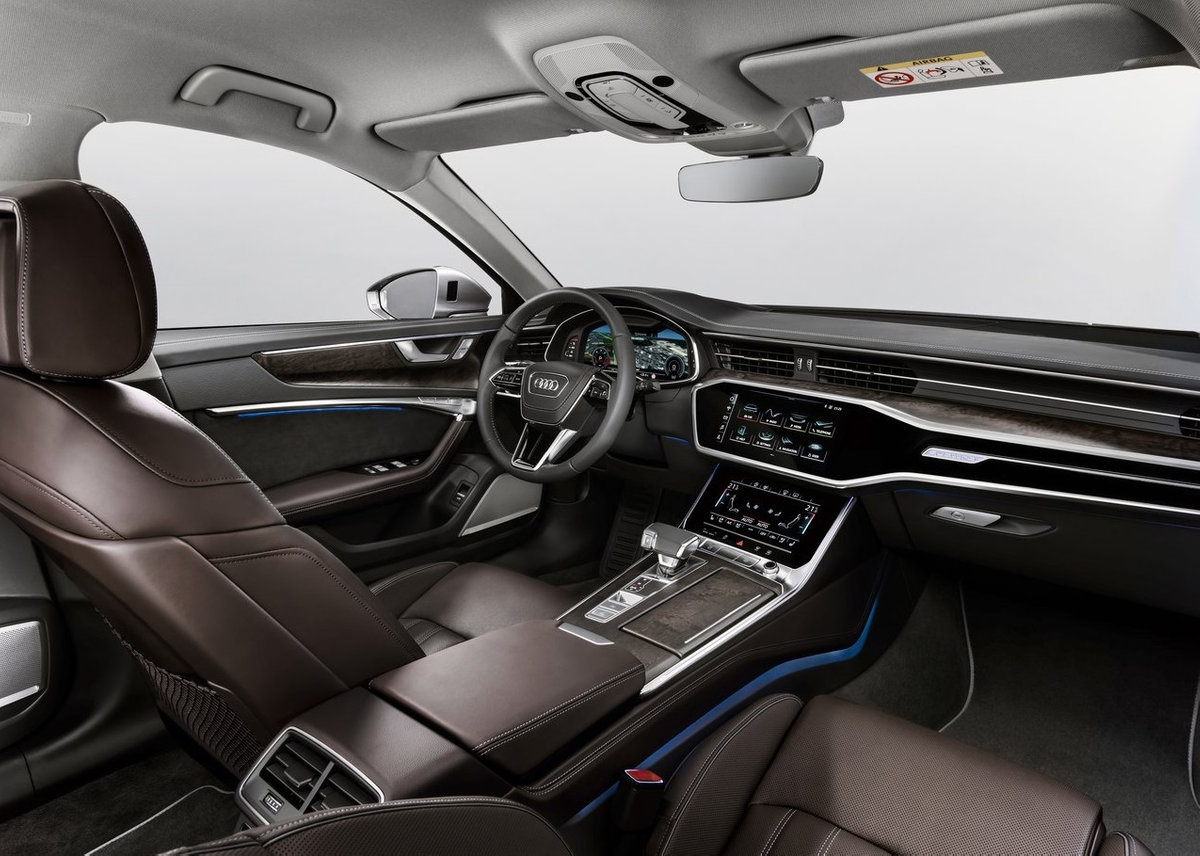 14 All New Review Audi 2019 A6 New Interior Redesign and Concept