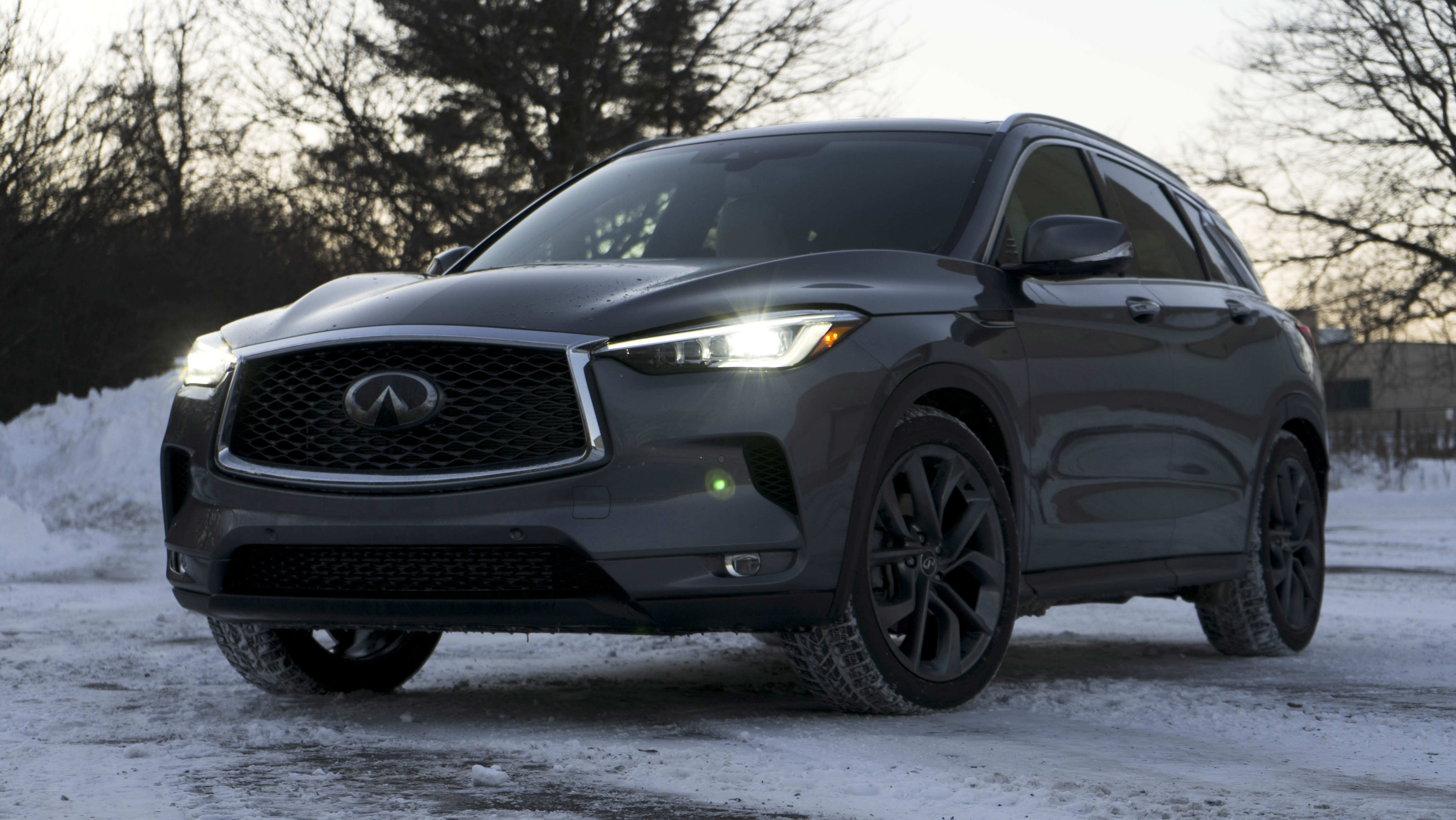 14 All New The Infiniti Qx50 2019 Trunk Specs And Review Model