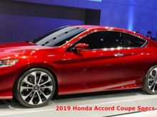 14 The Best Honda 2019 Accord Coupe Review Release