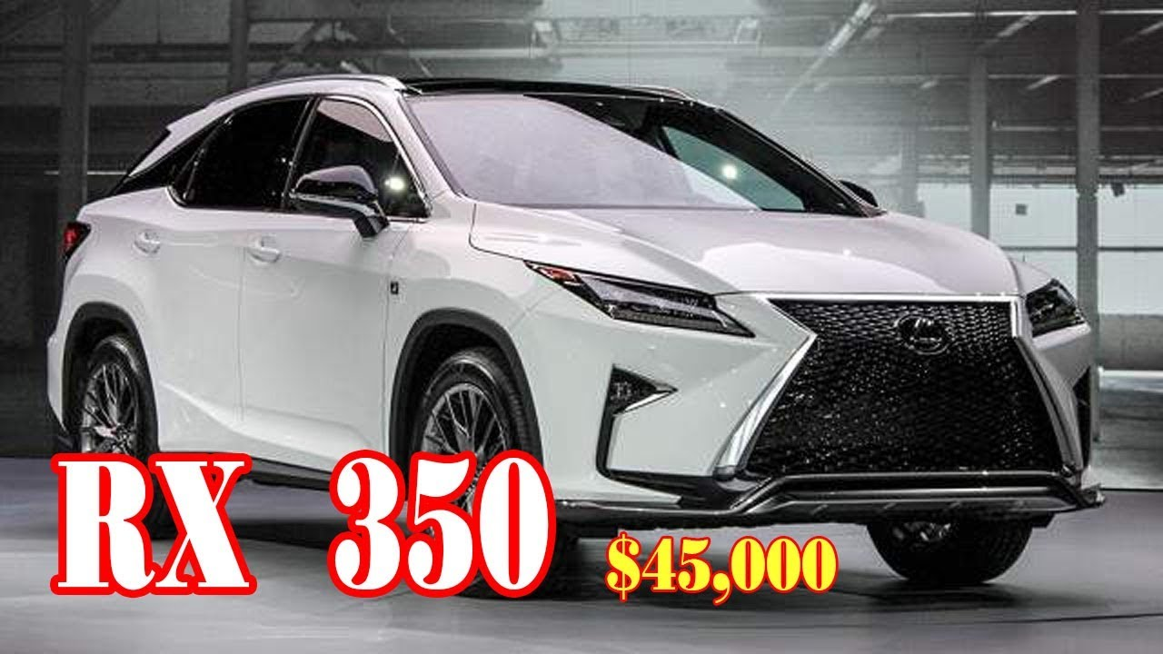 16 All New Best Rx300 Lexus 2019 Release Date Price Design And Review