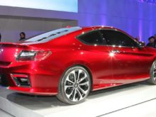 16 New Honda 2019 Accord Coupe Review Performance