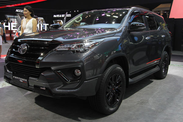 16 The 2019 Toyota Fortuner Review and Release date