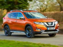 17 A Nissan X Trail 2020 Review Picture