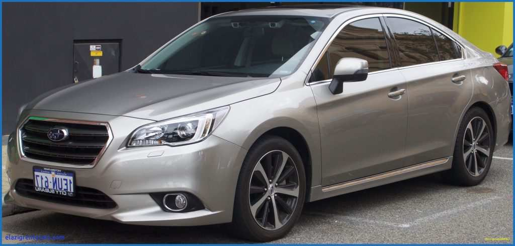 18 A The Subaru Legacy Gt 2019 Performance Release Date